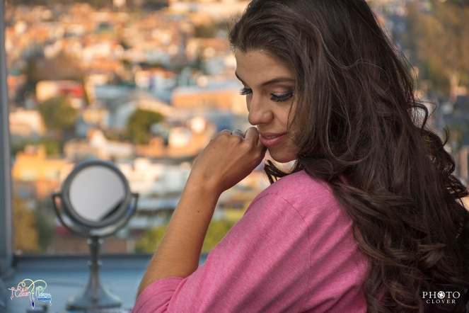 Maquillaje para Boda en Morelia Michoacán