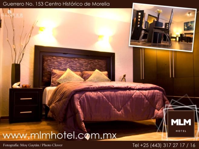 Recámara centro histórico Morelia