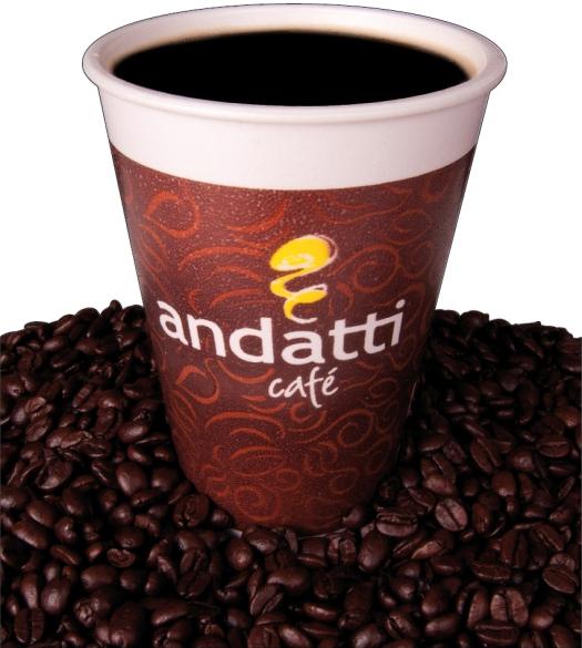 Vaso Andatti con granos de Cafe-01